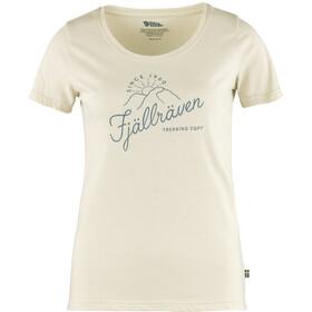 Fjällräven Sunrise T-Shirt Women chalk white